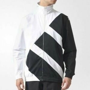 Adidas Men's Logo Track Jacket